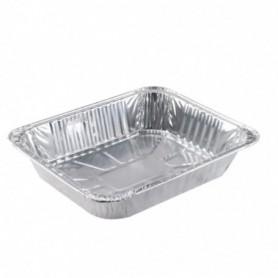 1/2 Deep Aluminum Pans