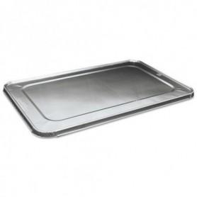 Full Size Lid for Aluminum Pans (50/50/c)